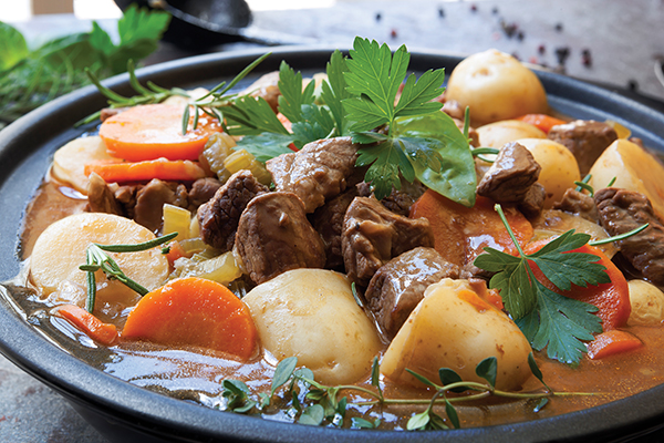 American Irish Stew recipe #liveinmt St Patrick's Day 2018