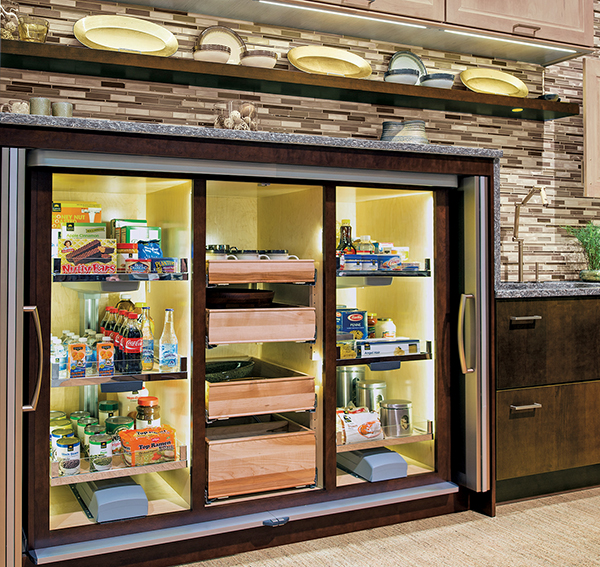Pantry Cabinet from Wellborn Cabinet