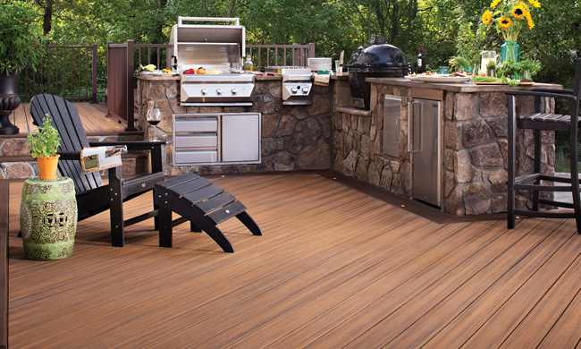 Get cooking on your outdoor kitchen design brownsville herald online features - Design outdoor kitchen online ...