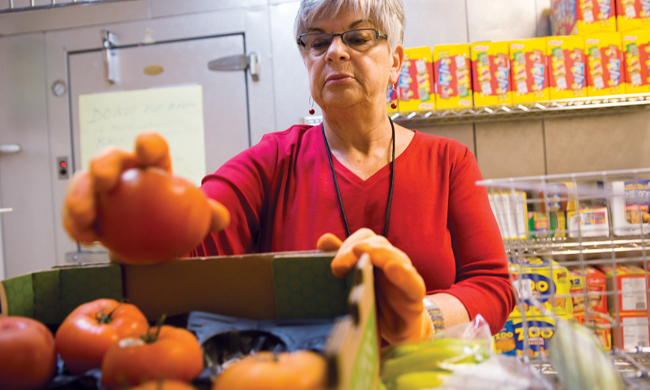 Stamp Out Hunger drive hitting doorsteps