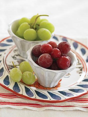Los beneficios de comer uvas