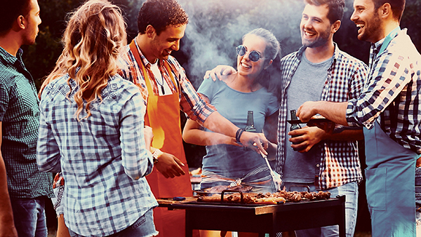 10 Tips to Make Outdoor Parties Unforgettable Free Cooking and BBQ Magazine