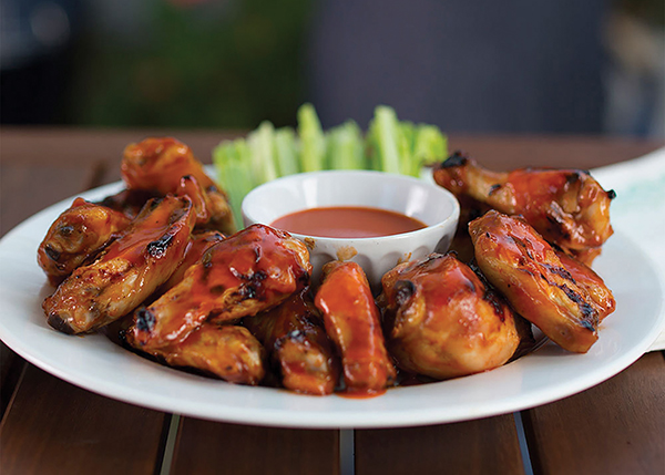 Buffalo Chicken Wings Image With Recipe