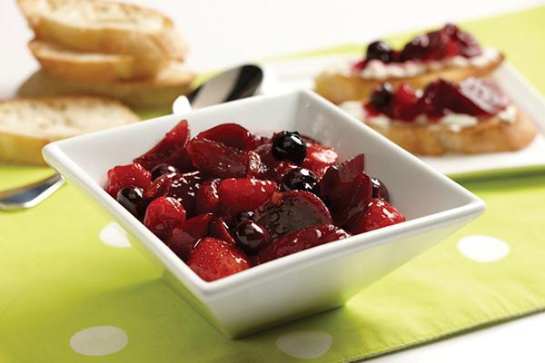 Recipe: Beet and Berry Chutney | Family Life Tips