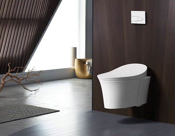 Amazing Tricked Out With Tech Bathroom Features That Take Smart Machost Co Dining Chair Design Ideas Machostcouk
