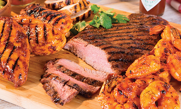 Spicy Marinade Recipes, Free Cooking and BBQ Magazine