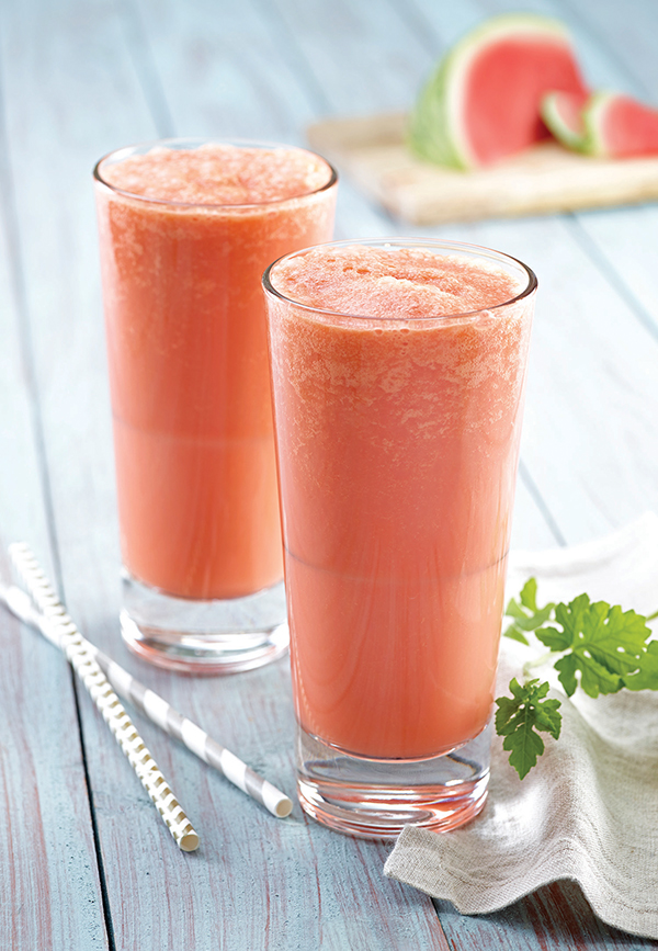 Cool Nutritious Watermelon Collagen Creamsicle Free Cooking and BBQ Magazine
