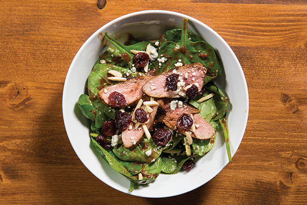 duck, recipes, cherries, cooking, gourmet cooking, easy recipes, guide, online, Free Cooking and BBQ Magazine