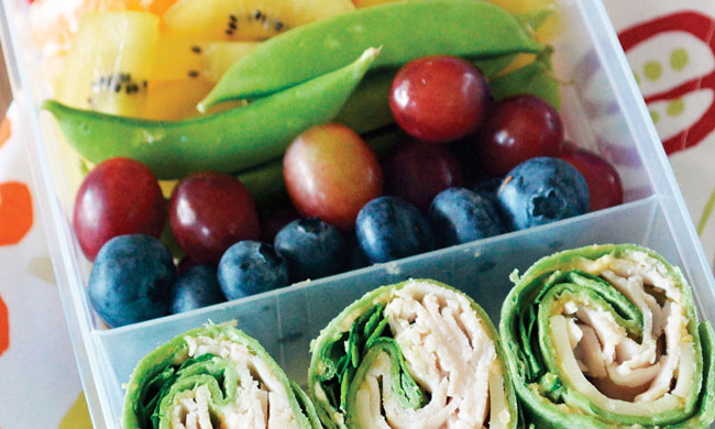 Pack a Healthier Lunchbox this School Year Free Cooking and BBQ Magazine