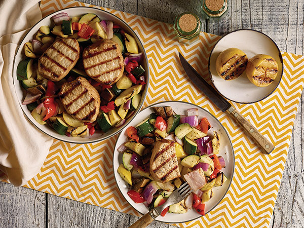 Tips for Hosting a Healthy Summer Cookout Free Cooking and BBQ Magazine
