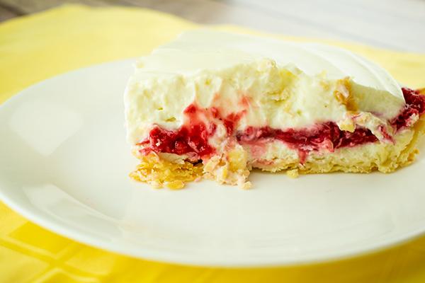 Lemon Raspberry Pie Free Cooking and BBQ Magazine