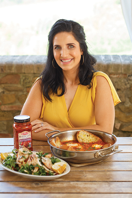 Chef Laura Vitale Host Of Laura In The Kitchen Influential