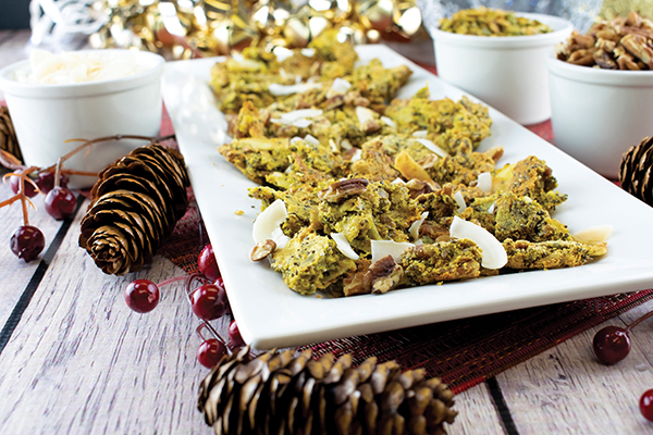 Healthy Holiday Appetizers Free Cooking and BBQ Magazine