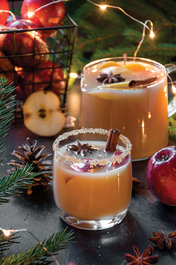 Cider Punch Recipe,history of punch, Free Cooking and BBQ Magazine