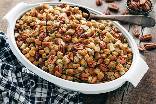 Recipes using Pecans, Free Cooking and BBQ Magazine