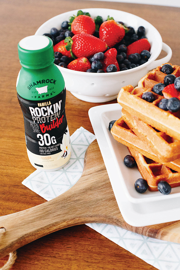 Your Morning with Protein-Packed Recipes