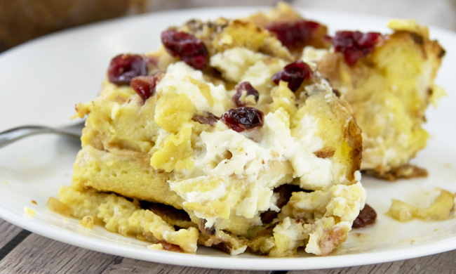Cranberry Strata Recipe: Delicious Layered Dessert