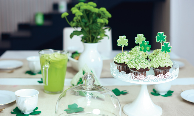 Host a St. Patrick's Day Party with Style