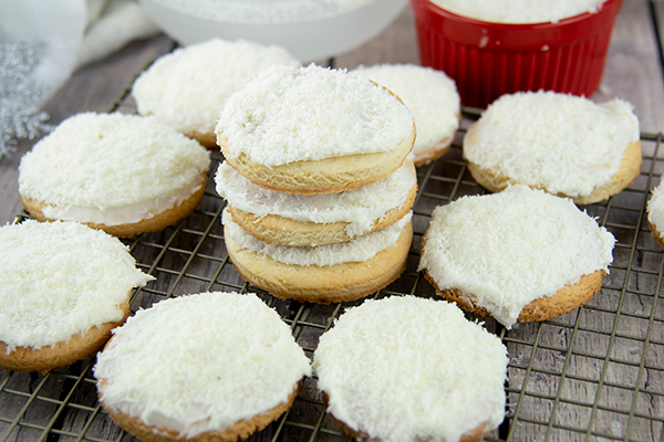 Snowball Cookies Recipe, Free Cooking and BBQ Magazine