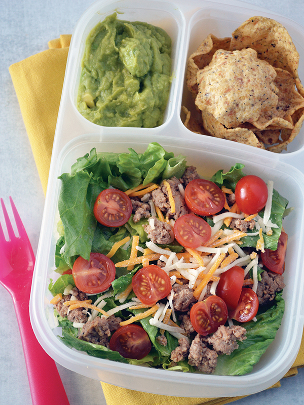 Power-Packed Lunchbox Ideas