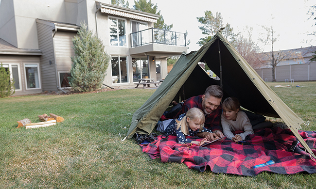 Inexpensive Staycation Ideas