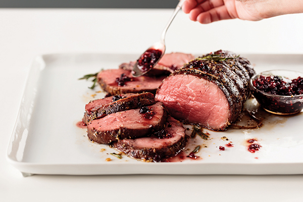 A Holiday Roast to Remember Free Cooking and BBQ Magazine