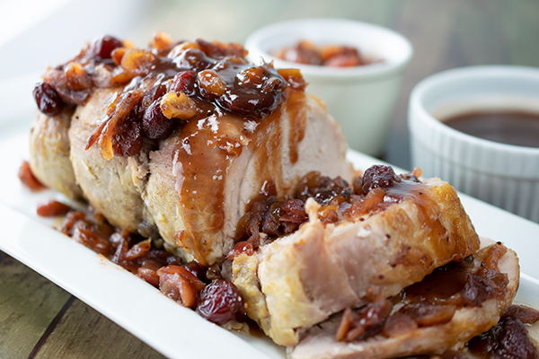 Classic Pork Loin: Slow Cooker Recipe Free Cooking and BBQ Magazine