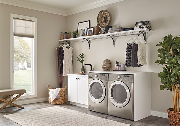 More Functional Laundry Room