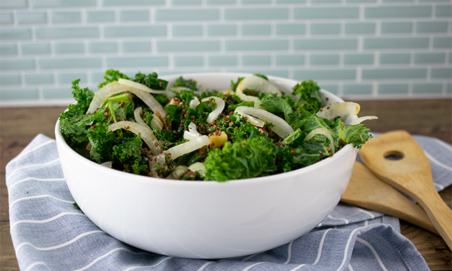 Protein-Packed Salad