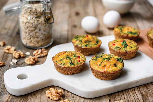 Make-Ahead Breakfasts for Easier Mornings