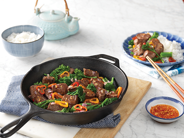 Update Summer Food Classics with Asian-inspired flair Free Cooking and BBQ Magazine