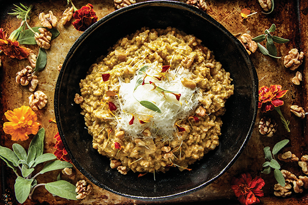 Enjoy Seasonal Favorites with Fall Comfort Foods