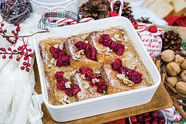 Rich, Flavorful Recipes for Memorable Holiday Moments
