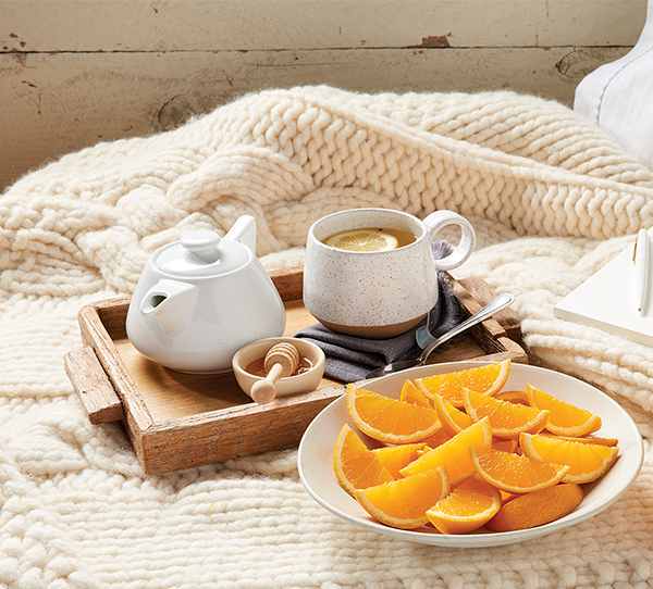 Fend Off Cold and Flu Season