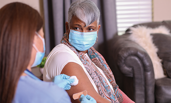 Seniors Get Your Flu Shot