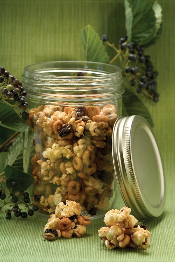 Sweet and Savory Crunchy Popcorn Health Hacks