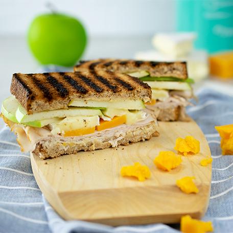 Break Bread with a Scrumptious Sandwich