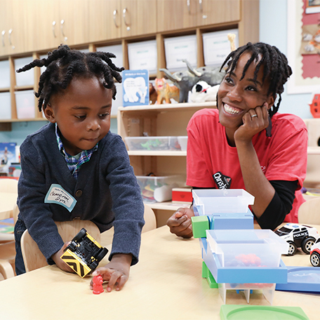 Tips from Teachers for Choosing Quality Child Care