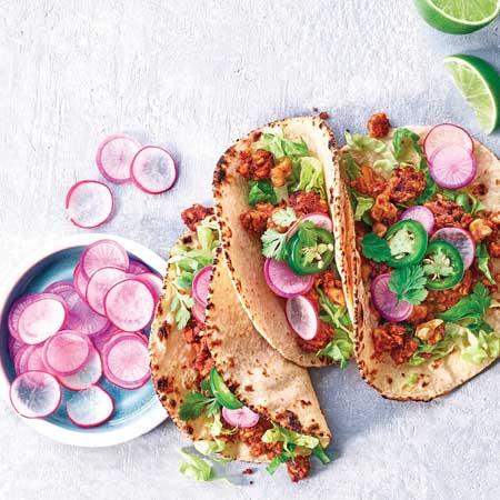 A Plant-Forward Twist on Taco Night